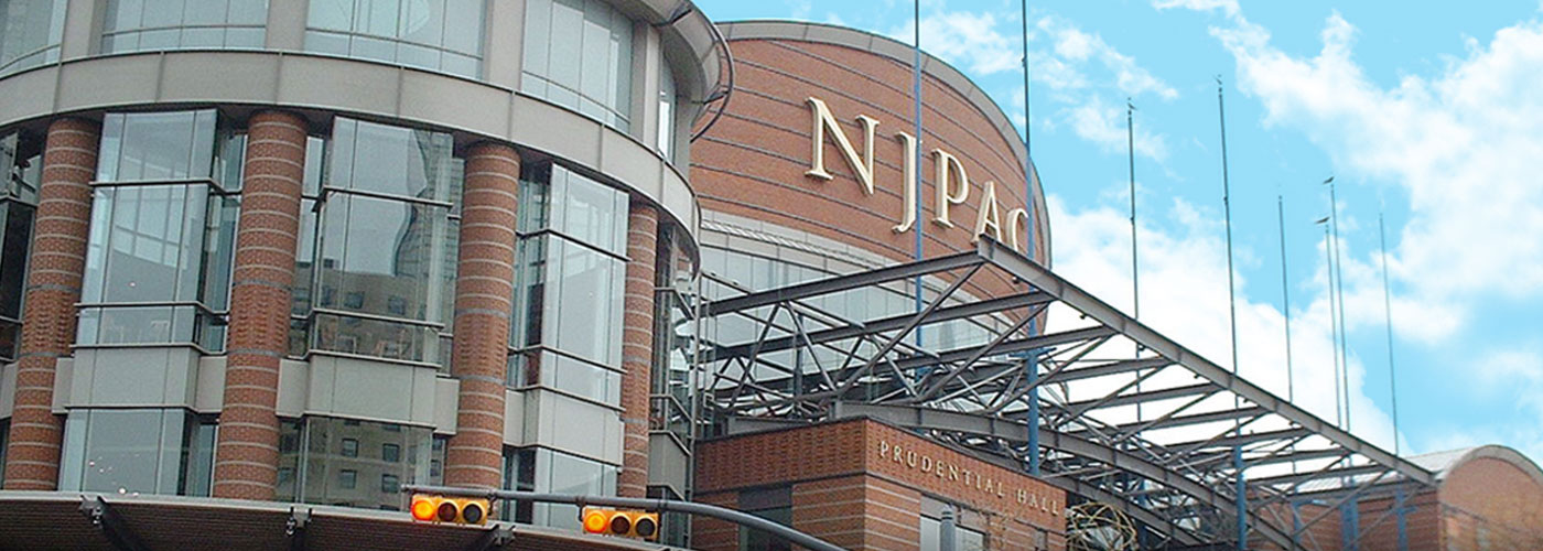 NJPAC: Entertaining New Jersey